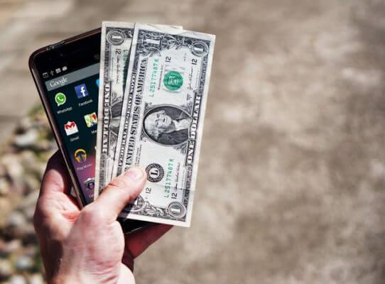 Låna pengar snabbt med smslån