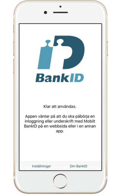 Bank ID mobil