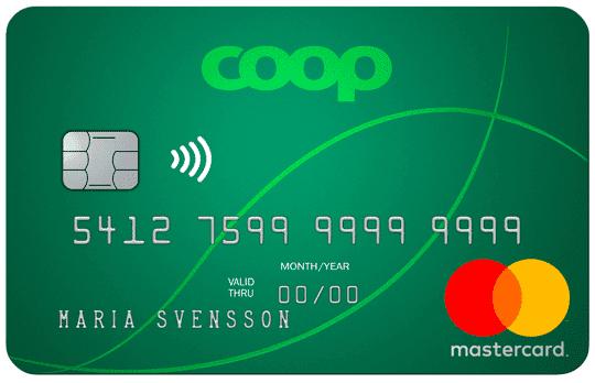 Coop Mastercard Mer