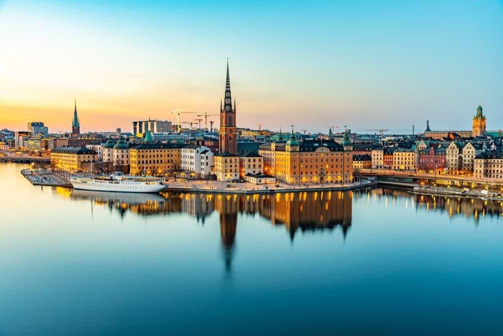 Befinner sig Sverige i en bostadsbubbla?